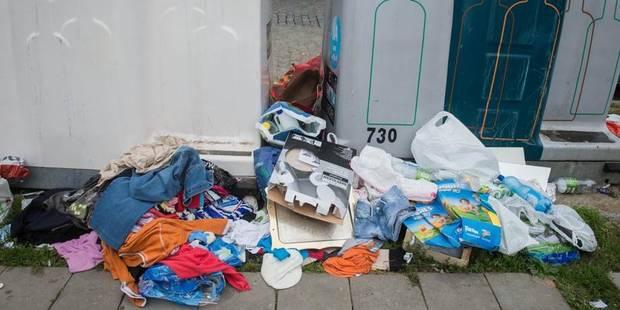 Molenbeek: le laxisme en matière de propreté pointé du doigt - La DH
