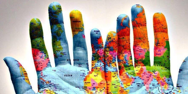 Cette carte rassemble les 13.000 plus beaux lieux à voir dans le monde - La DH