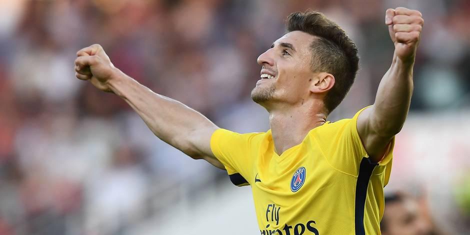 Meunier plus prolifique que Daniel Alvès au PSG