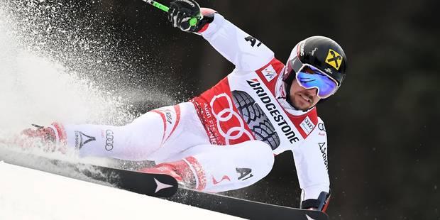 Coupe du monde: Hirscher remporte le géant de Garmisch-Partenkirchen - La DH