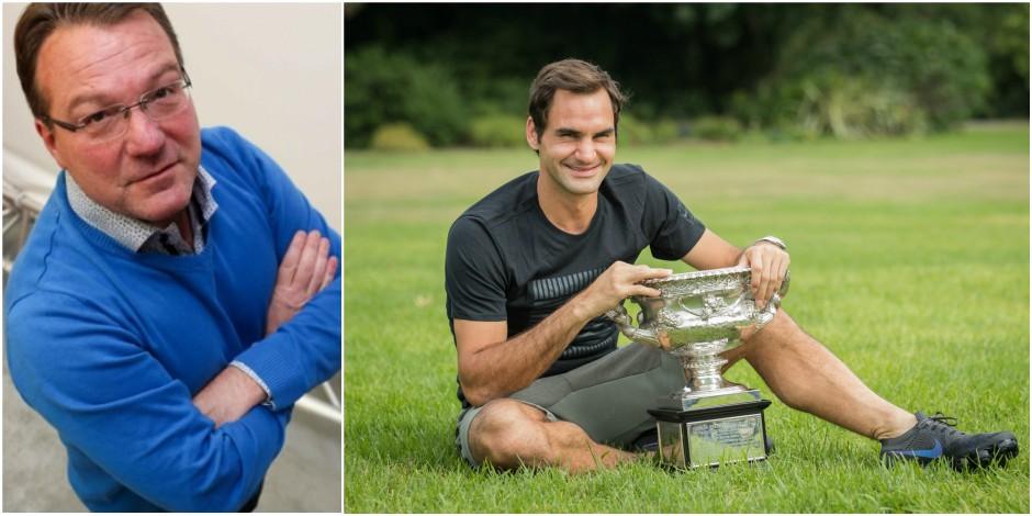 L'humeur du web : Roger Federer, champion en toute humilité