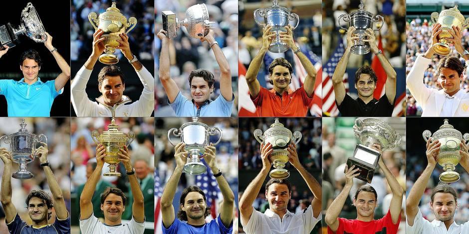 Roger Federer: Vingt titres et dire que ce n'est pas fini !