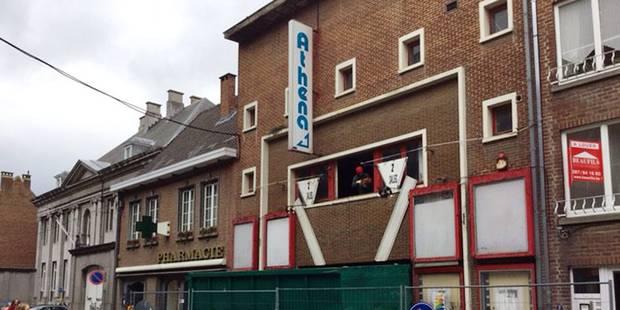 L'image ne bouge plus au cinéma de Nivelles - La DH