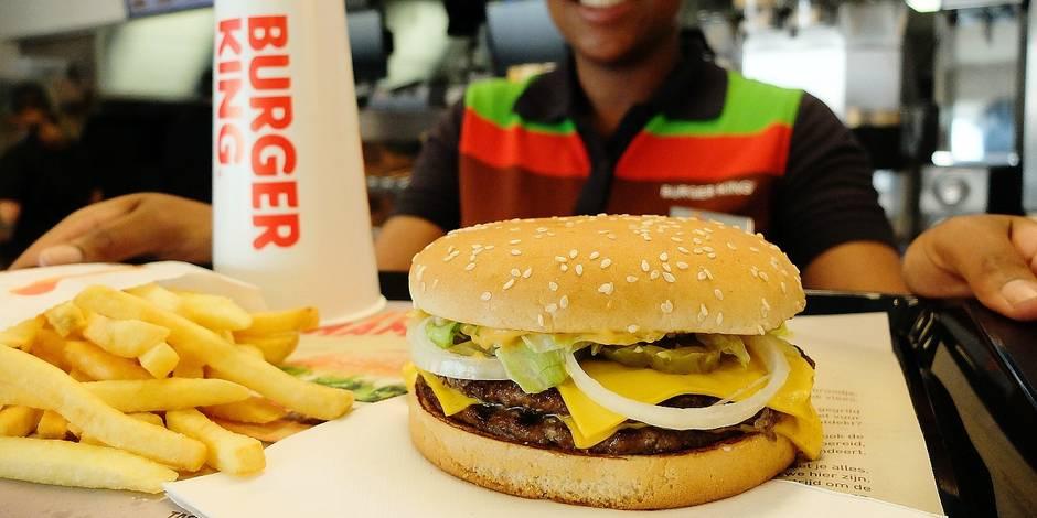 Le premier Burger King de Belgique à Anvers