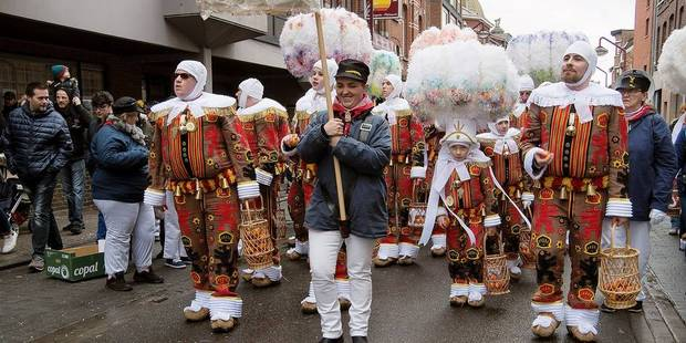 Charleroi : le carnaval renaît de ses cendres - La DH