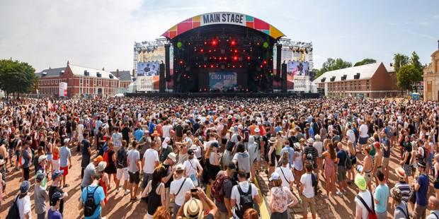 IAM, Orelsan, Jamiroquai, Depeche Mode, Oscar & the Wolf, Feder, etc.: la belle programmation du Main Square 2018 - La D...