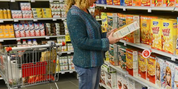 Les supermarchés ont fait disparaître 363 tonnes de sucre de leurs produits - La DH