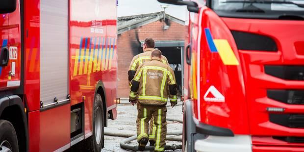 L'incendie de maison à Soumagne maîtrisé - La DH