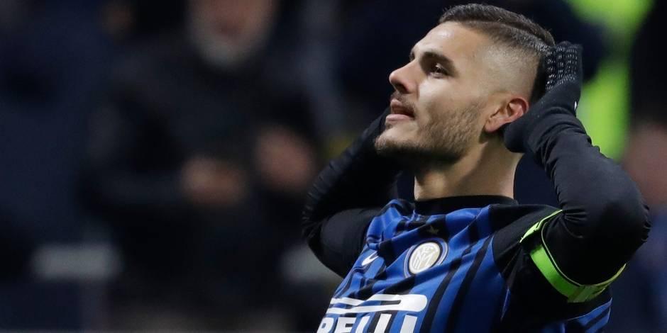 """Quand un joueur de l'Inter Milan """"unfollow"""" sa compagne sur Instagram"""
