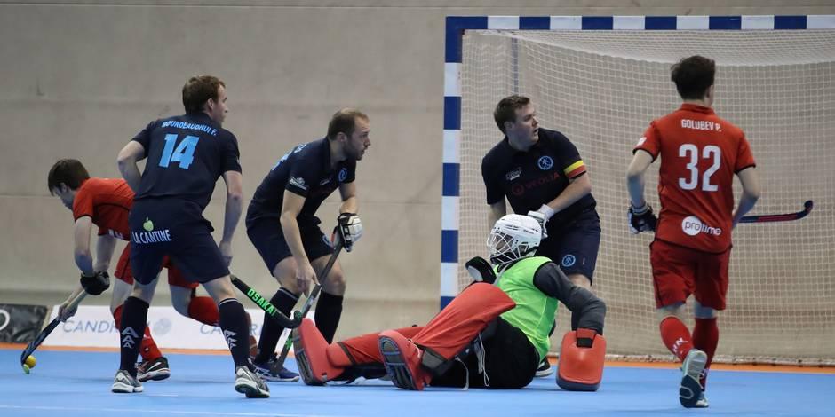 Amicale Hockey Indoor: Namur se qualifie pour une nouvelle finale