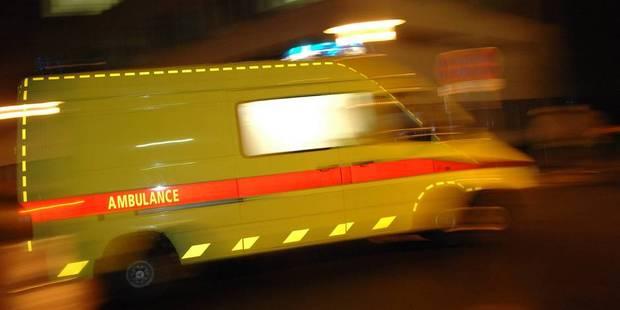Chimay: un conducteur perd la vie après plusieurs tonneaux - La DH