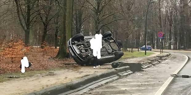 22 accidents dans le bois de la Cambre - La DH