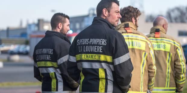 Mons-Centre : Nos pompiers ne changeront pas de tenue - La DH