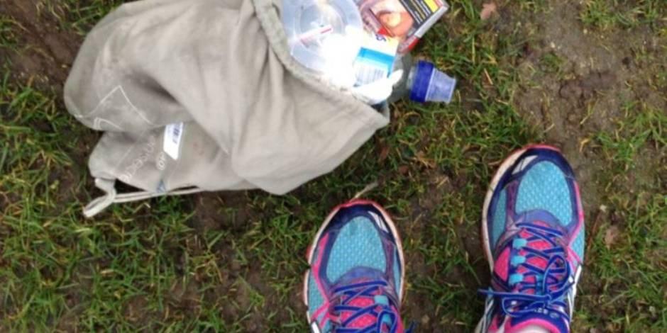 Courir en ramassant des déchets : la séance de sport utile qui muscle