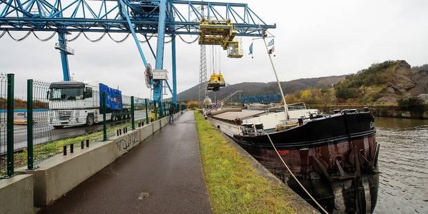 62 millions d'ici 2020 pour les voies navigables du canal Charleroi-Bruxelles - La DH