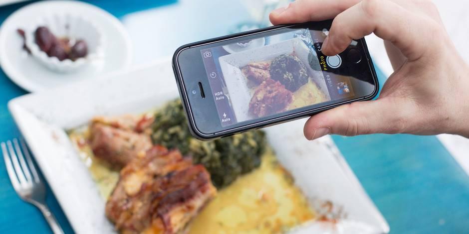L'utilisation du smartphone influence la qualité du repas
