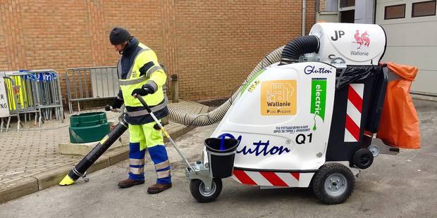 Ottignies : 250 tonnes de déchets ramassés par an - La DH