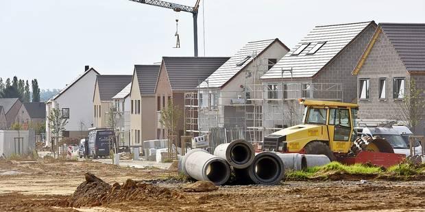 Un nouveau quartier de 150 maisons à Goutroux - La DH
