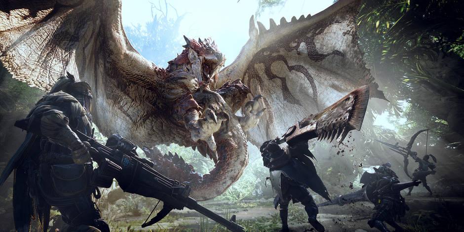 Monster Hunter : World : jeu de l'année 2018 ?