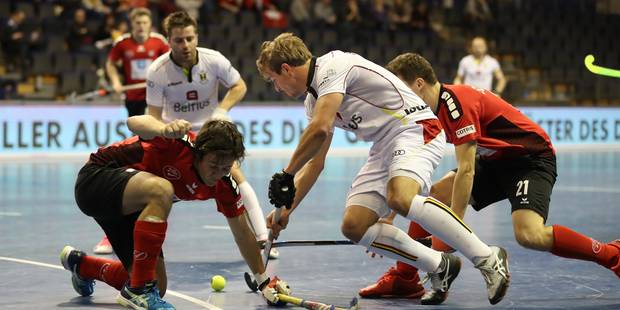 Hockey Mondial Indoor: Les réactions après la victoire contre la Suisse (VIDEOS) - La DH