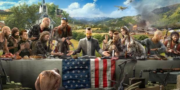 Far Cry 5 dévoile ses mercenaires - La DH