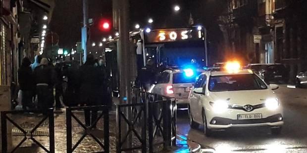Ixelles : Un homme ivre arrêté dans le bus 95 - La DH
