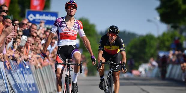 Le parcours du prochain Tour de Belgique dévoilé - La DH
