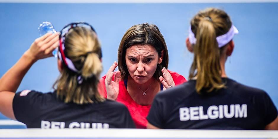 Fed Cup : Une chance sur deux pour la Belgique de jouer à domicile, une première depuis 2013