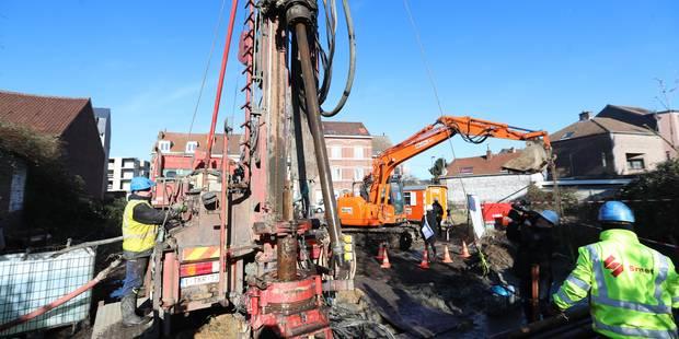 Anderlecht : L'énergie du sol pour chauffer les bâtiments - La DH