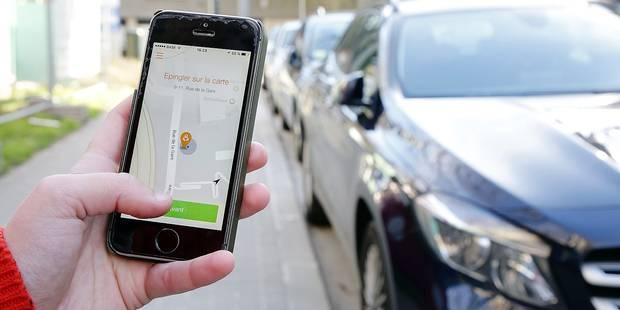 Un nouveau Uber 100% bruxellois débarque - La DH