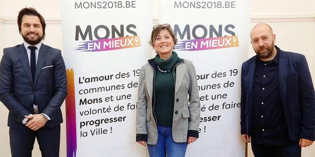 Bouchez attire deux syndicalistes à Mons - La DH