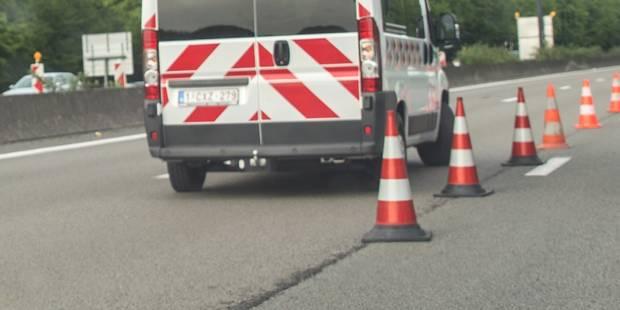 Accident mortel sur la E42 à Grâce-Hollogne - La DH