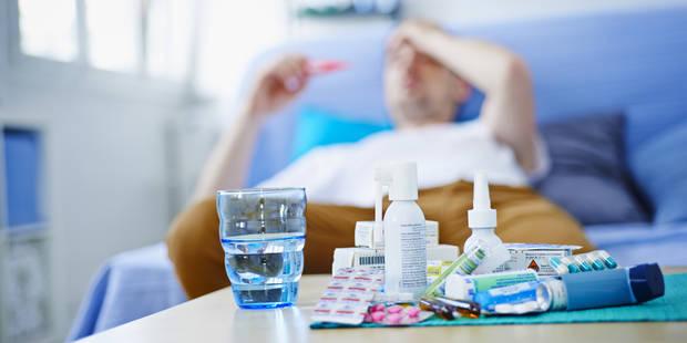 Les patients atteints d'une grippe sans complications priés de ne pas venir à l'hôpital - La DH