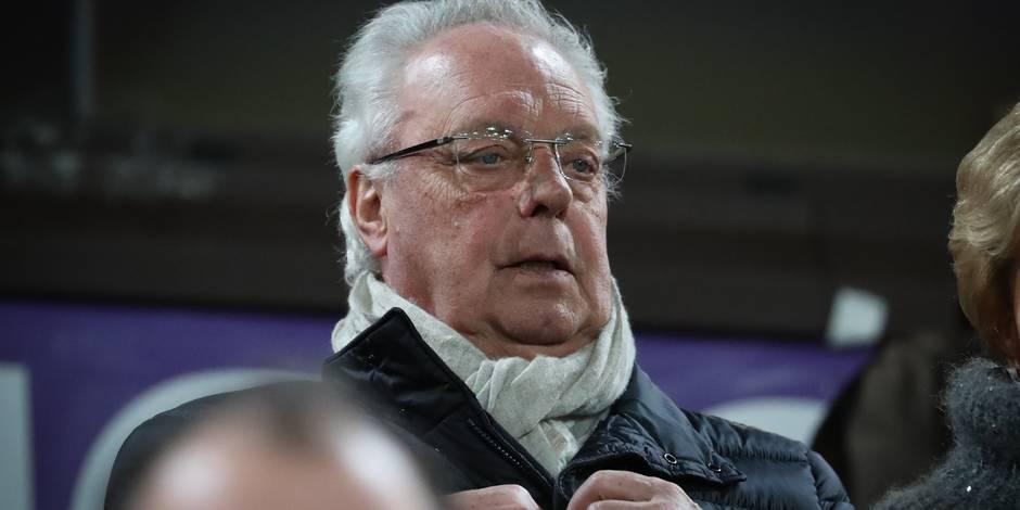 La triste fin de règne de Roger Vanden Stock à Anderlecht