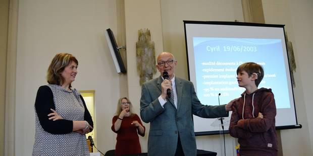 Tournai : Le Centre de l'ouïe et de la parole est transféré - La DH