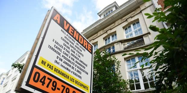Bruxelles: le prix des maisons en légère baisse, celui des appartements en hausse - La DH