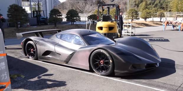 Une voiture électrique de nouvelle génération passe de 0 à 100 km/h en 2 secondes - La DH