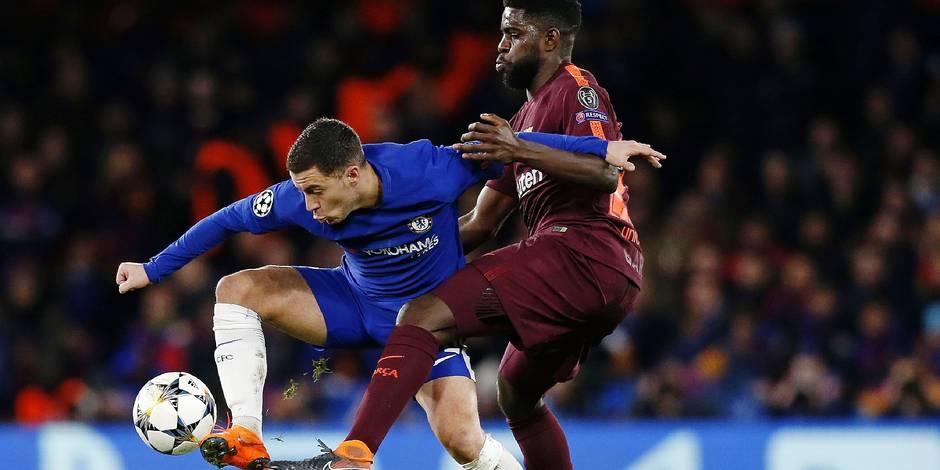 Chelsea-Barcelone : Le Barça ne pardonne rien - La DH
