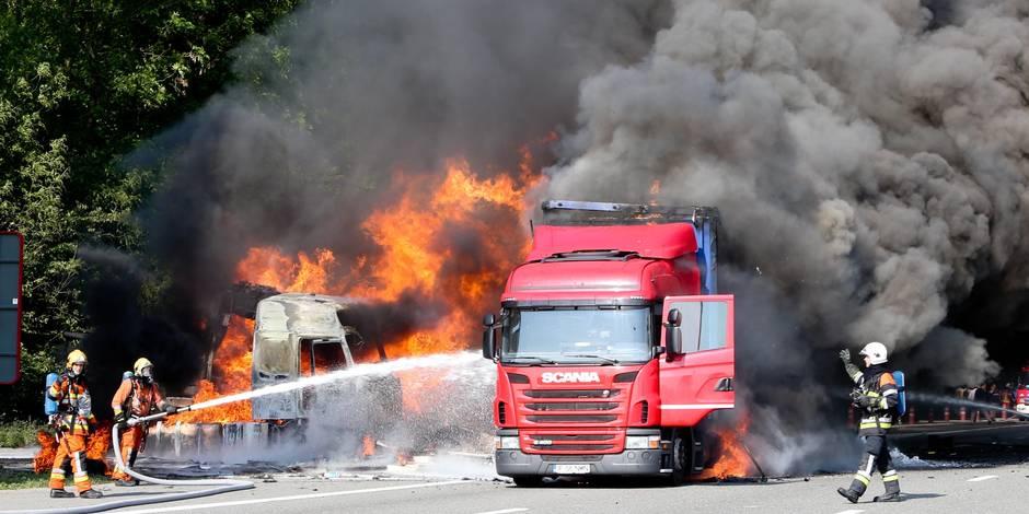 """L'Europe donne raison aux pompiers belges: """"Cela pourrait coûter 200 millions d'euros aux communes"""" - La DH"""