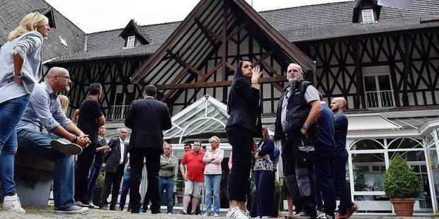 Château de Limelette: Un administrateur provisoire a été désigné par le tribunal - La DH