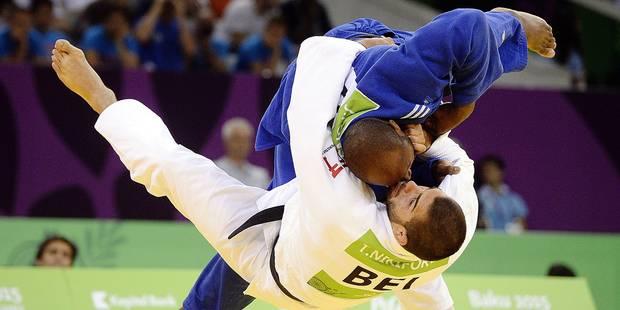 """Toma Nikiforov échoue au pied du podium : """"Je lui donne la médaille !"""" - La DH"""