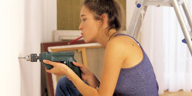 Les Ateliers Lady permettent aux femmes d'apprendre les bases du bricolage - La DH