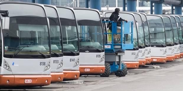 La STIB, le plus gros employeur bruxellois, recrutera encore 650 personnes en 2018 - La DH