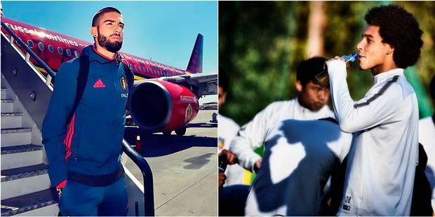 Les Belges à l'étranger: Yannick Carrasco et Axel Witsel à l'aube de leur saison chinoise 2018 - La DH