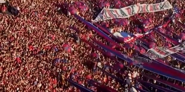 Buzz: Des supporters argentins détournent Despacito ! (VIDEO) - La DH