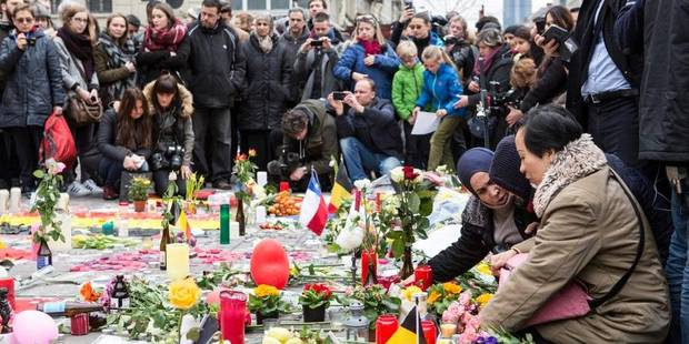 Bruxelles-ville: Les hommages après les attentats seront mis en ligne - La DH