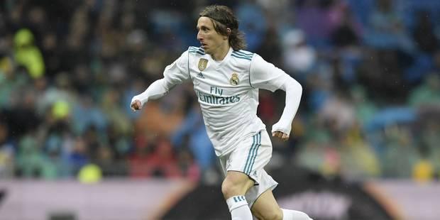 Real Madrid: Modric inculpé de faux témoignage en Croatie - La DH