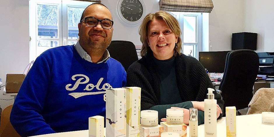 Wavre : des cosmétiques belges et naturels pour peaux foncées