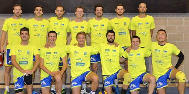 Volley-ball: La N2 de Guibertin est championne - La DH