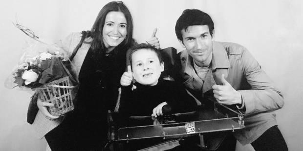 Thibaut Roland et Anne Ruwet lancent un défi à Paul Pogba pour le petit Elio - La DH
